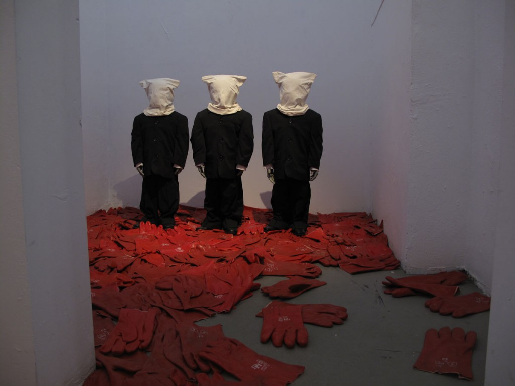 Jane Alexander Security Centrale For Contemporary Art