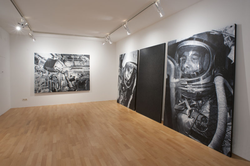 Exhibition Weifu & Ruifo Guo - (c) Philippe De Gobert