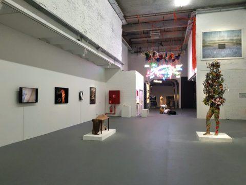 Vue de l'exposition Private Choices (c) Estelle Vandeweeghe