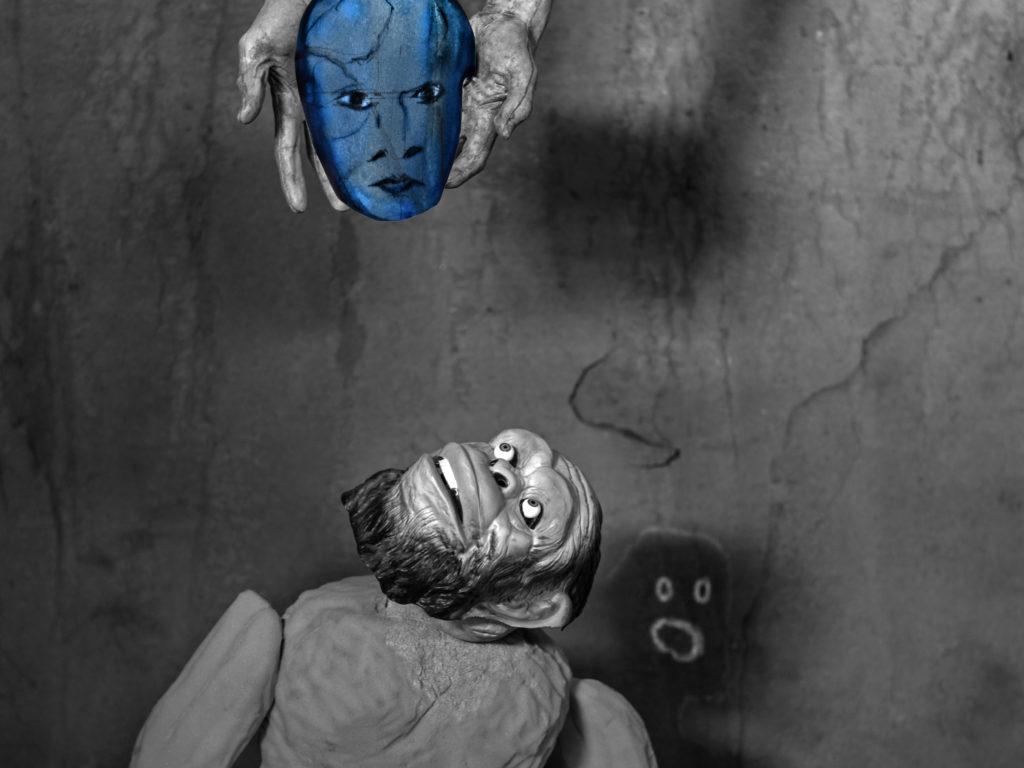 Atonement, 2019 (c) Roger Ballen - CENTRALE for contemporary art