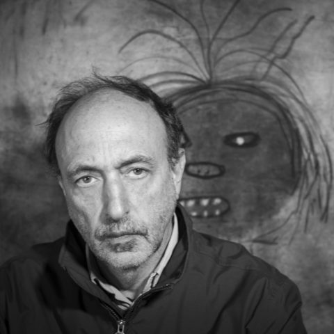 Roger Ballen (c) Marguerite Rossouw - CENTRALE for contemporary art