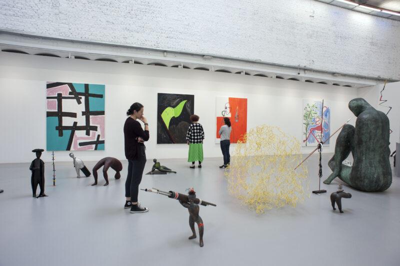 Visite guidée - CENTRALE for contemporary art - Bruxelles